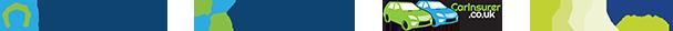Homeinsurer, TradeIinsurer, CarInsurer and Quote Your Home logos