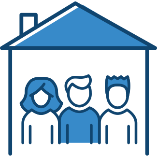 Three lodgers in a house – Living with Lodgers Insurance