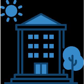 Office block – Commercial Landlord Insurance