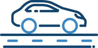 Small car icon – Young Drivers Insurance